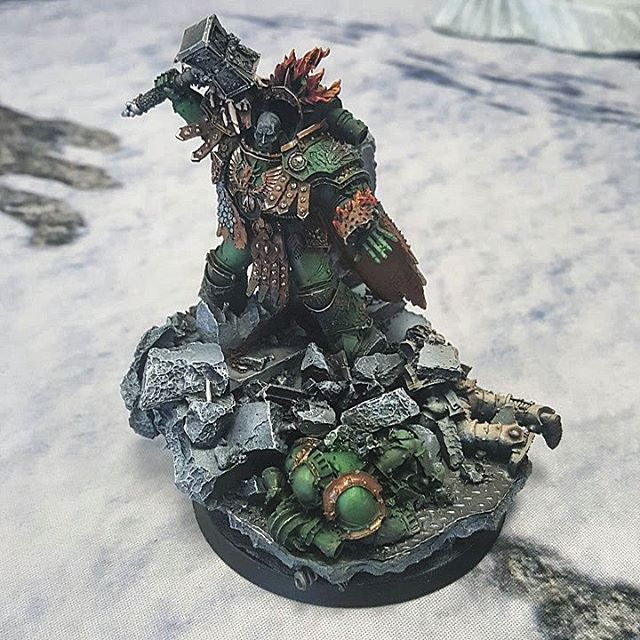 Vulkan Primarch of the Salamanders | Forge World Webstore