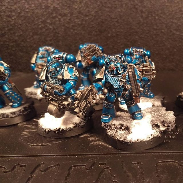 Alpha Legion Headhunter Kill Team Upgrade Set | Forge World Webstore