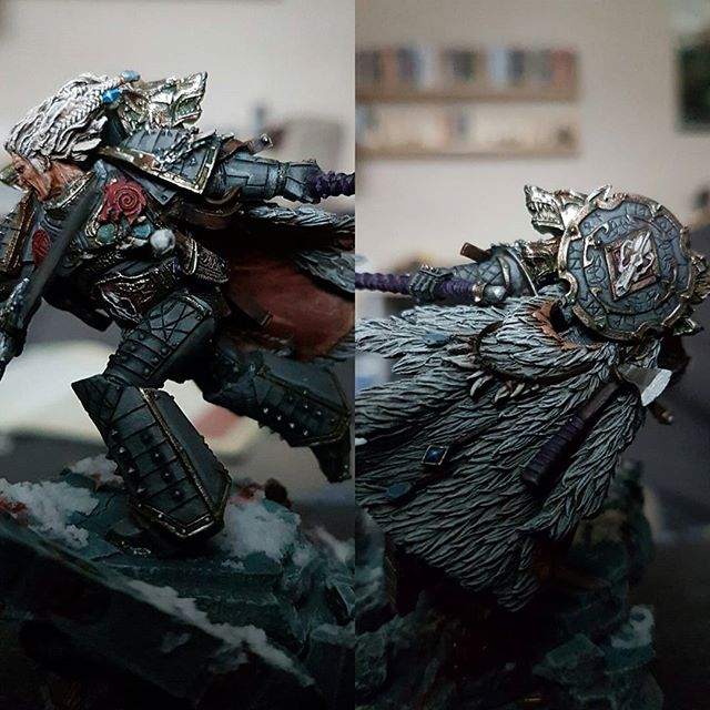 Leman Russ, Primarch of the Space Wolves | Forge World Webstore