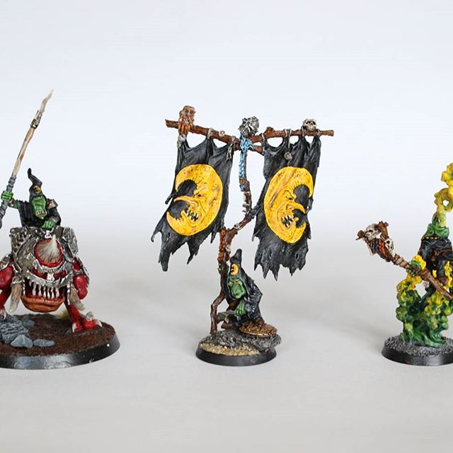 Night Goblin Command Set | Forge World Webstore