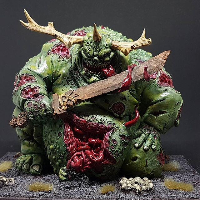 Great Unclean One - Greater Daemon of Nurgle | Forge World Webstore