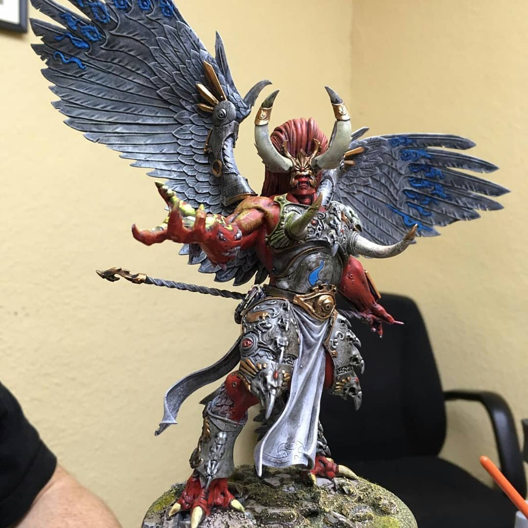Magnus the Red | Games Workshop Webstore