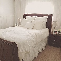 The Seasons Collection® Light Warmth Down Comforter with Damask
