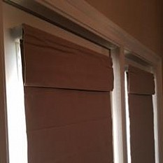 View Details Of Real Simple Cordless Roman Cellular 72 Inch Shade