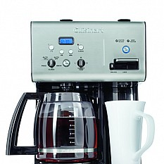 0ea78ad16d9 View details of Cuisinart® Coffee Plus™ 12-Cup Programmable Coffee Maker  with Hot
