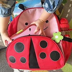 Stephen Joseph® Ladybug Mini Sidekick Backpack