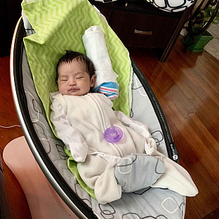 1fb755cd807a4 View details of 4moms® rockaRoo® Classic Infant Seat in Grey